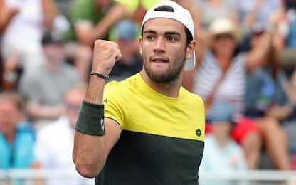 US Open, Berrettini e Lorenzi al 3° turno