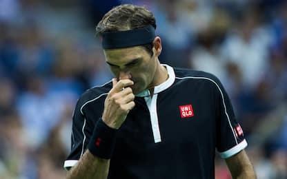 Federer, altro schiaffo: ko ai quarti con Dimitrov