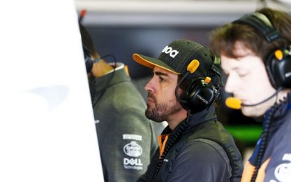 "Alonso a Monza, un ""tecnico"" in più per McLaren"