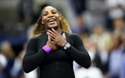 Serena, la corsa al record continua: è in finale