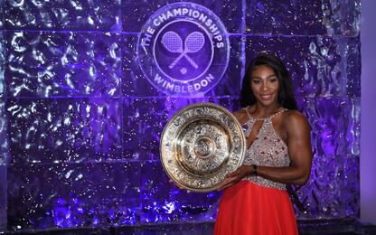 Serena e la maledizione dei 23 Slam. FOTO
