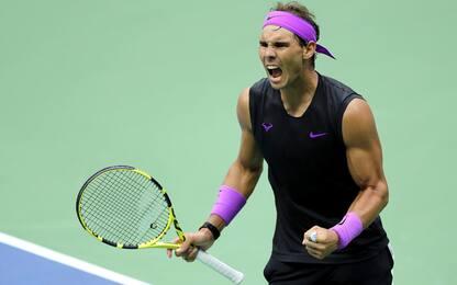 US Open, trionfo Nadal: 19° Slam per Rafa