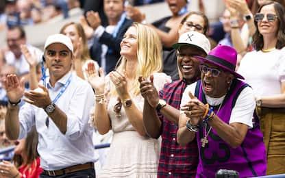 Tutti pazzi per Serena: Spike Lee tifoso scatenato