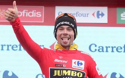 Roglic vince la Vuelta, 20^ tappa a Pogacar