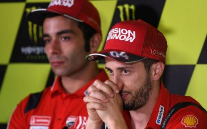 """Dovi: """"Buon 6° posto"""", Petrucci: """"Peggior GP 2019"""""""