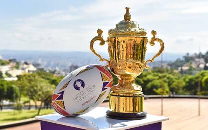 Mondiali rugby, si parte: il calendario completo