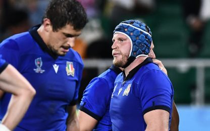 Italia-All Blacks cancellata: azzurri eliminati