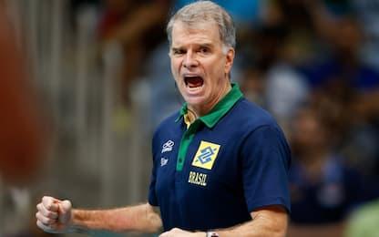 Brasile, finisce un'epoca: l'addio di Bernardinho