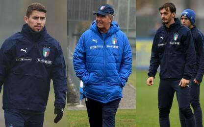 Ventura cambia, Gabbiadini e Jorginho titolari