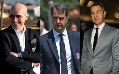 "Caressa: ""Sacchi, Uva e Costacurta in Figc"""