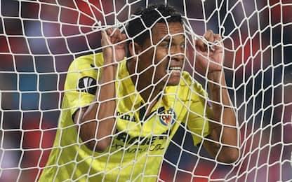 """Bacca e il futuro: """"Voglio restare al Villarreal"""""""