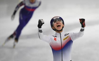 Kalla e Lim Hyo-Jun, ecco le prime medaglie d'oro