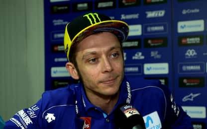 """Rossi, no team in MotoGP: """"Corro fino al 2020"""""""