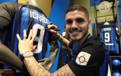 """Icardi: """"I gol più belli? Al Milan e alla Juve"""""""
