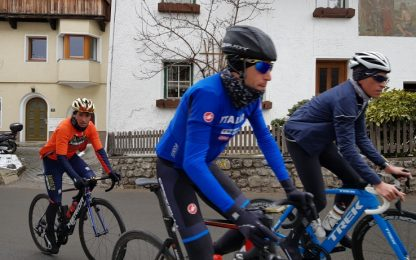 """Nibali prepara il Mondiale: """"Percorso durissimo"""""""