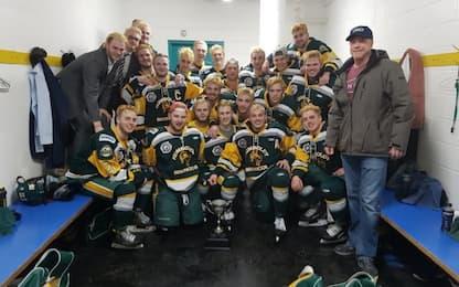 Canada, tragico incidente squadra hockey: 14 morti