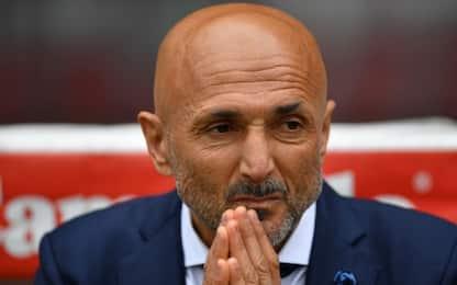 """Spalletti: """"Mal di gol? Solo tre meglio di noi"""""""