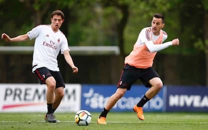 Milan con Biglia e Kalinic, torna Joao Pedro