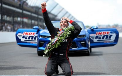 500 miglia Indianapolis, vince Will Power