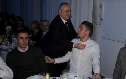 "Lotito: ""Milinkovic? Per lui ho rifiutato 110 mln"""