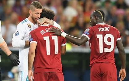 "Ramos: ""Salah e Karius? Anche un raffreddore..."""