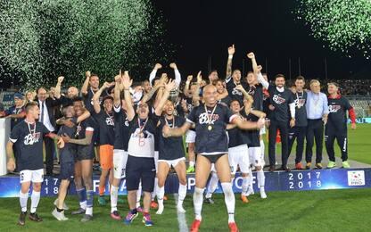 Bentornato Cosenza: 15 anni dopo è Serie B