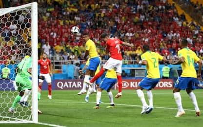 "Rabbia Brasile: ""Sul gol era fallo su Miranda"""