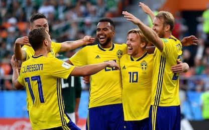 Messico e Svezia agli ottavi: finisce 0-3