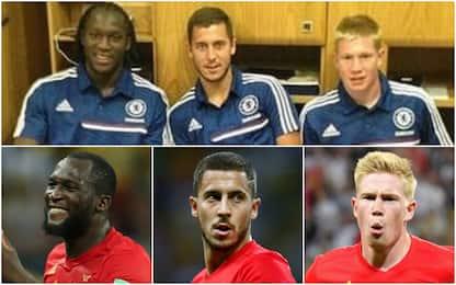 Mou, i belgi e quel tridente bocciato al Chelsea