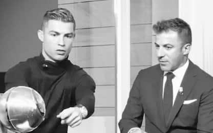 """Del Piero a Sky: """"Ronaldo alla Juve è una figata"""""""