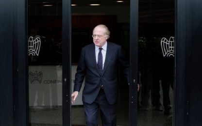CdA Milan: via Fassone, Scaroni presidente