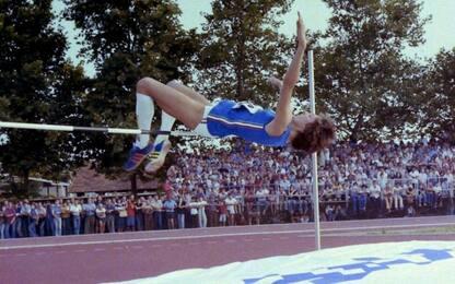 Sara Simeoni, 40 anni fa il salto da leggenda