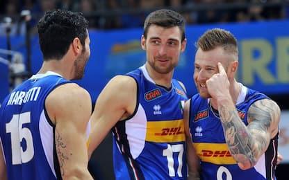 Mondiali Volley, i gironi della seconda fase