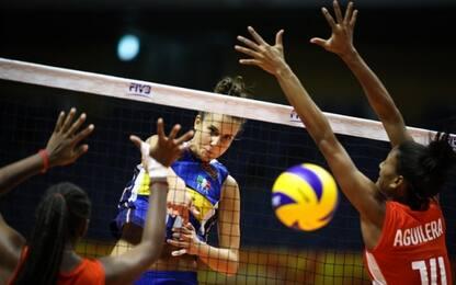 Mondiali volley, l'Italia cala il tris contro Cuba