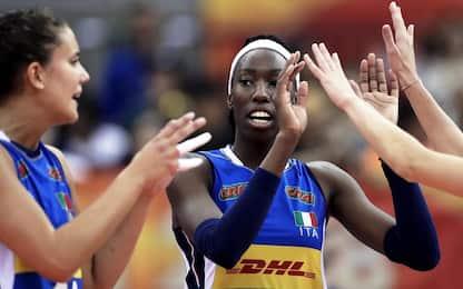 Mondiali volley donne, calendario delle semifinali