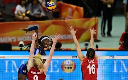 Mondiali volley: guida alla finale Italia-Serbia