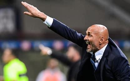 """Spalletti: """"Ha vinto la squadra che ha meritato"""""""
