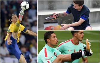 fascino dei costi qualità autentica informazioni per Piedini e piedoni: che numero di scarpe portano i calciatori ...