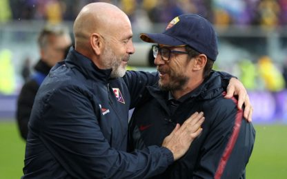 Fiorentina-Roma, le chiavi tattiche della sfida