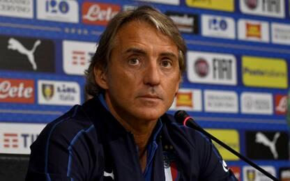 """Mancini: """"Balotelli? Nessuno è bocciato"""""""