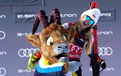 SuperG St. Moritz, trionfa Mikaela Shiffrin