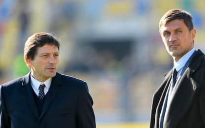 """Leo e Maldini: """"Mai pensato di cambiare Gattuso"""""""