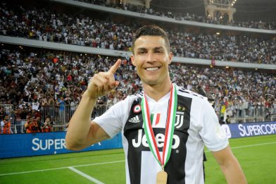 Ronaldo, eroe delle finali: 7° gol nelle ultime 8