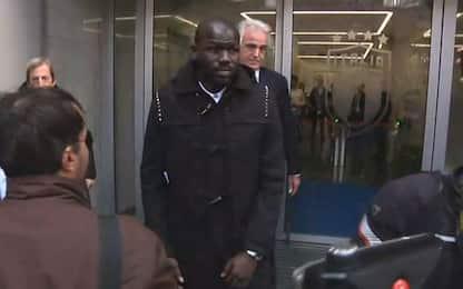 Koulibaly, ricorso respinto: salterà la Lazio