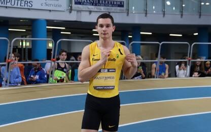 Tortu, primo scatto del 2019: record U23 sui 60 mt