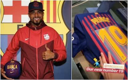 Boateng al Barcellona, ora è ufficiale: i dettagli