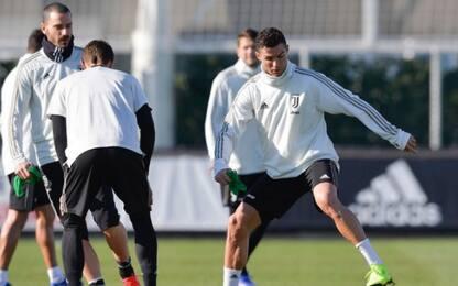 Emergenza Juve. Inter, Perisic in panca? Probabili