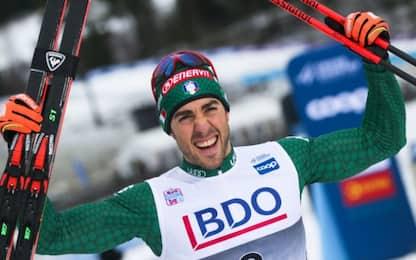 Sci nordico, Pellegrino 2° nello sprint a Lahti