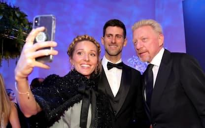 Laureus 2019, Djokovic è lo sportivo dell'anno