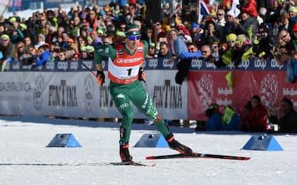 Sprint Quebec, Federico Pellegrino è secondo